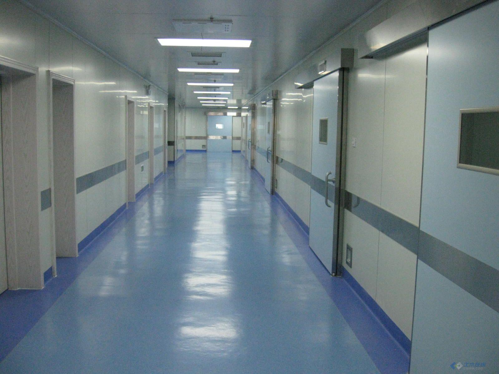 湖南祁阳县人民医院使用景泰源LED洁净灯具