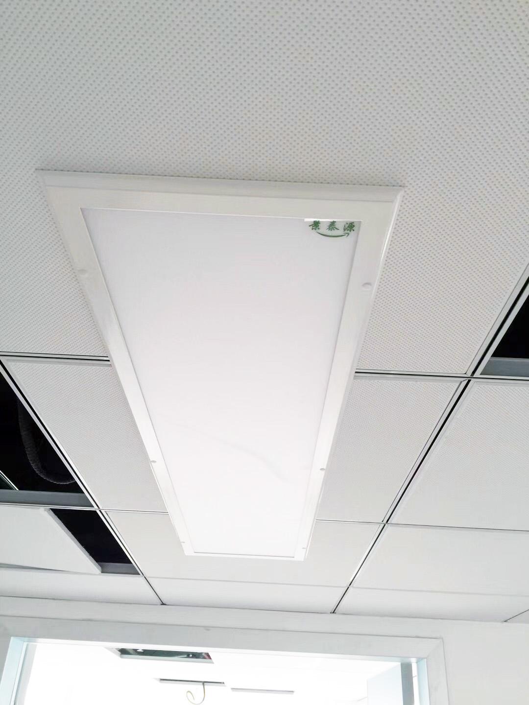 LED面板洁净灯具组成部分有哪几部分呢